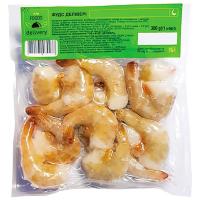 Креветки Foods Delivery тигрові морожені в/у 300г