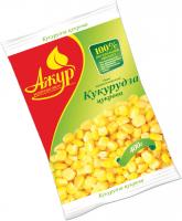 Овочі Ажур швидкозаморожені Кукурудза цукрова 400г х14