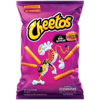 Кукурудзяні палички Cheetos зі смаком біф-бургера 70г