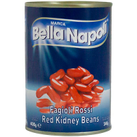 Квасоля Bella Napoli червона кідні ж/б 400г
