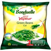 Квасоля Bonduelle стручкова зелена на парі заморожений продукт 400г