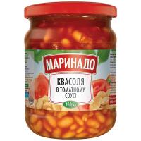 Квасоля Маринадо у томатному соусі с/б 500г