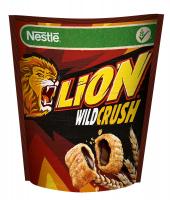 Сніданок Nestle Lion Wild Crush сухий 350г