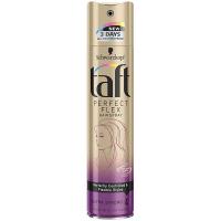 Лак для волосся Taft Perfect Flex надсильна фіксація 250мл