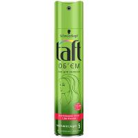 Лак Taft для волосся Об`єм колаген мегафіксація 250мл