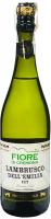 Винo напівігристе Vinicola Decordi Fiore Di Cremona Dell`Emilia Bianco біле напівсолодке 8% 0,75л