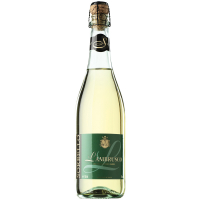 Вино ігристе Sorbello Lambrusco біле н/солодке 0,75л