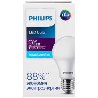 Лампа Philips світлодіодна LED 9W 6500К Е27