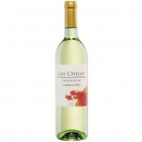 Вино Las Chilas Chardonnay 0,75л х3