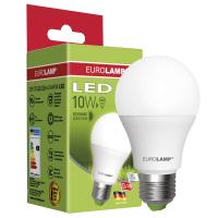Лампа Eurolamp LED 10W E27 4000K арт.A60-10274 (D)
