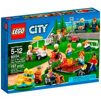 """Конструктор """"Розваги в парку для мешканців міста"""", LEGO City 60134"""