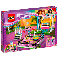 """Конструктор """"Електромобілі в парку розваг"""", LEGO Friends 41133"""