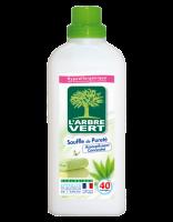 Засіб L`Arbre Vert пом`якшувач д/білизни Рослинний 750мл х6