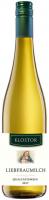 Вино Moselland Klostor Liebfraumilch Qualitatswein Nahe біле напівсолодке 8,5% 0,75л