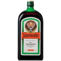 Лікер Jagermeister 35% 1л