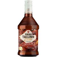 Лікер-крем Vana Tallinn Chocolate Шоколад 16% 0,5л