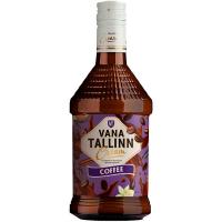 Лікер-крем Vana Tallinn Coffee Кава 16% 0.5л