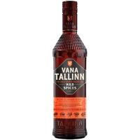 Лікер Vana Tallinn Wild Spiced 35% 0,5л