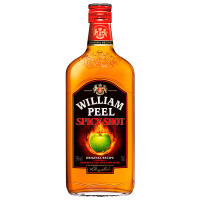 Лікер ТМ William Pell Spicy shot Франція 0,7л