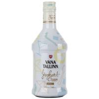 Лікер Vana Tallinn Yoghurt Cream ваніль 16% 0,5л