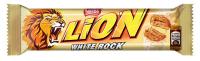 Батончик Nestle Lion White Rock 42г
