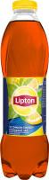 Напій Lipton чорний чай Лимон 1л