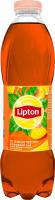 Напій Lipton чорний чай Персик 1л