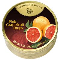 Льодяники Cavendish&Harvey грейпфрут 200г ж/б