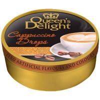 Льодяники Queen`s Delight зі смаком кави ж/б 150г