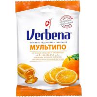 Льодяники Verbena мультипо 60г