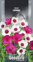 Насіння Квіти Льон суміш Seedera 0,5 г