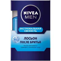 Лосьйон після гоління Nivea Men Екстремальна Свіжість, 100 мл