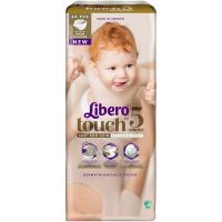 Підгузники Libero Touch №5 10-14кг 44шт.