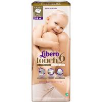 Підгузники Libero Touch №6 13-20кг 40шт.