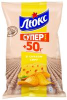 Чіпси Люкс Сир 183г