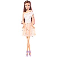 Лялька Ася Набір Яскравий у моді арт.35138