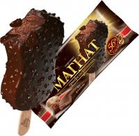 Морозиво Ажур Магнат Трюфель-шоколад 80г х20