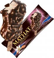 Морозиво Ажур Магнат ваніль-шоколад 80г