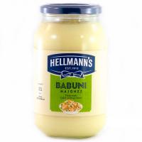 Майонез Hellmann`s Baduni c/б 650мл