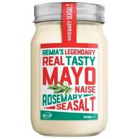 Майонез Remia з розмарином та морською сіллю 68% с/б 365мл