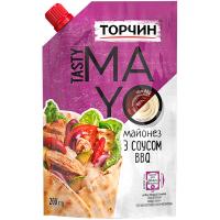 Майонез Торчин з соусом BBQ 200г