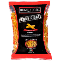 Макарони Romeo Rossi Penne Rigate 500г