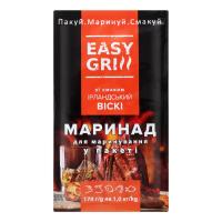 Маринад Easy Grill Ірландський віскі 170г