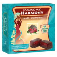 Мармелад Сладкий Мир Harmony насіння чіа-журавлина 192г