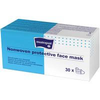 Маска для обличчя захисна одноразова Matopat, 30 шт.