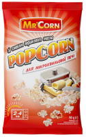 Попкорн MrCorn зі смаком вершк.масла 90г