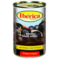 Маслини Iberica великі з/к 360г