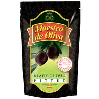 Маслини Maestro de Oliva без кісточки 170мл