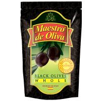 Маслини Maestro de Oliva з кісточкою 170мл