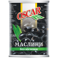 Маслини Oscar б/к 350г